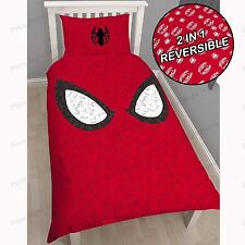 Marvel Spiderman' Reflex' individual Duvet Cover Set 2 En 1