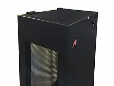"6U 35"" Depth Server Rack Cabinet Unique Compact Solution! FITS MOST SERVERS"