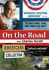ON THE ROAD WITH CHARLES KURALT AMERICANA COLLECTION New 9 DVD Set 50 Episodes