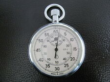 STOPUHR Taschenuhr POCKET WATCH