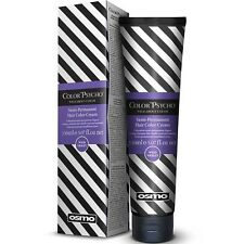 Osmo Color Psycho WILD VIOLET 15Oml Semi-Permanent Hair Colour SAMEDAY DISPATCH