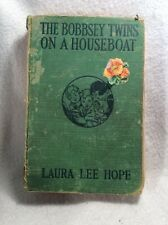 Vintage Early Printing The Bobbsey Twins On A Houseboat