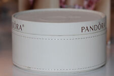 AUTHENTIC NEW PANDORA LARGE BRACELET AND CHARM STORAGE GIFT BOX LEATHERETTE