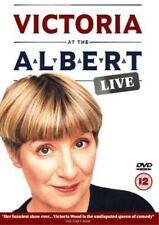 VICTORIA WOOD - Victoria At The Albert - LIVE - DVD - New & Sealed