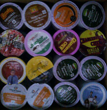 48 COUNT ASSORTED K CUPS COFFEE, TEA HOT COCOA
