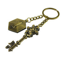 Hearthstone Arena 12 wins Key ~ Zinc Alloy Keychain ~ Blizzard OFFICIAL ~ NEW