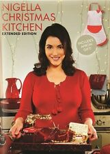 NIGELLA - CHRISTMAS KITCHEN - EXTENDED EDITION (DVD) BRAND NEW!!! SEALED!!!