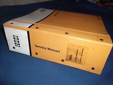 CASE 680L LOADER BACKHOE SERVICE SHOP WORKSHOP REPAIR BOOK MANUAL