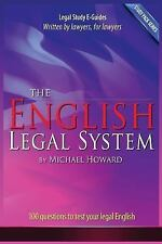 Legal Study E-Guides: The English Legal System : Study Pack Series by Michael...