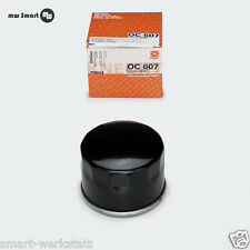 ÖLFILTER SMART 451 BENZINER 1,0 MOTOR + DICHTUNG ORIGINAL MAHLE MADE IN GERMANY