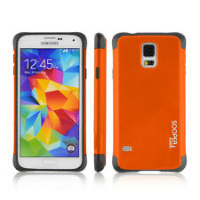 Samsung Galaxy S5 Case Shock Proof Slim Drop Protection Protective Hybrid Cover
