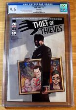 Thief of Thieves 1, CGC 9.6, graded NM+, 1st print