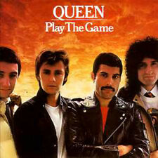 ★☆★ CD Single QUEEN Play the game  + UK + 2-track CARD SLEEVE