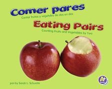 Comer paresEating Pairs: Contar frutas y vegetales de dos en dosCounting Fruits