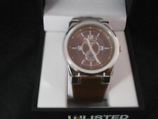 Kenneth Cole Unlisted Mens Leather Watch UL 1131