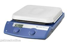 NEW ! IKA IKAMAG C-MAG HS 10 Digital Magnetic Hotplate Stirrer, 4240401