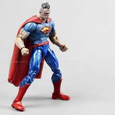 "DC COMICS Direct 2014 SUPER VILLAINS BIZARRO New 52 SUPER MAN 7"" FIGURE FW136"