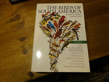 The Birds of South America: v.2: The Suboscine Passerines by Robert S....