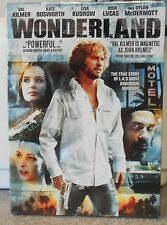 Wonderland (DVD 2007) RARE CRIME DRAMA BRAND NEW W / SLIPCOVER