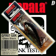 Rapala Glass Fat Rap Deep Runner 7cm GBK NiB wurde eingestellt