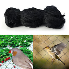 "Anti Bird Netting 50'X50' Soccer Baseball Game Poultry Fish Net 2""x2"" Mesh New"