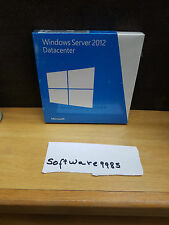 Microsoft Windows Server 2012 Datacenter (64-bit) - English, DVD 5 CALS