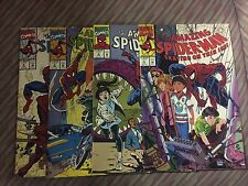 AMAZING SPIDER-MAN (spiderman)  #1-4 Mini Series (1993) , FREE SHIPPING