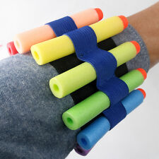2016 Safety Elastic wrist band storage soft bullets Children toy Gun Nerf POP