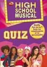 high shool musical   quizz Collectif Occasion Livre