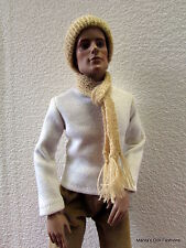 "Casual outfit-Pants,sweater 4 Matt O'Neill-Edward Cullen-Rufus-17"" Tonner Dolls"