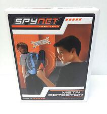 SpyNet-di METAL DETECTOR-Real TECH-Età 8 + ** GRANDE REGALO **