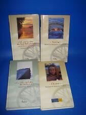 Libro Lote de cuatro libros Editorial Folio muy buen estado