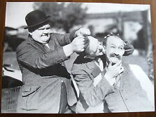 LAUREL ET HARDY PHOTO EXPLOITATION LOBBY CARD BIG BUSINESS