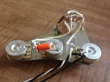 Upgrade Wiring Harness for Fender Stratocaster Quality Parts CTS Pot Orange Drop