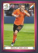 PANINI EURO 2012- #192-NEDERLAND-HOLLAND-WESLEY SNEIJDER IN ACTION