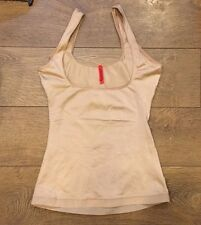 SPANX SLIMPLICITY 309 OPEN BUST CAMI CAMISOLE TANK TOP sz XL NUDE NWOT