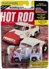Racing Champions Hot Rod Magazine #4 '53 Ford F-100 Pickup MOC 1998