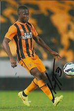 Hull city main signé MAYNOR FIGUEROA 6x4 photo 4.