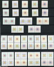 Nederland alle combinaties  uit  postzegelboekje 37  postfris/MNH