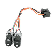 Black Backlit  Cruise-Accessory Fairing Switches 2008-2013 Harley Street Glide