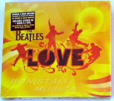 THE BEATLES - LOVE - Special Edition 2 CD Sigillato