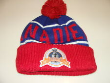 Montreal Canadiens Hockey Cap Hat Beanie Toque Mitchell Ness Stanley Cup Champs