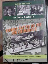 Dvd -  HANNO FATTO DI ME UN CRIMINALE
