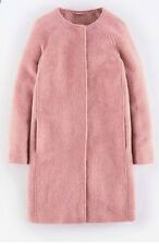Boden Wool Pink Coat UK8