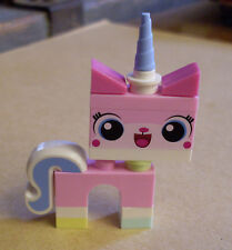 Lego - The Lego Movie Figur - Unikitty ( Katze Einhorn Unicorn Cat ) Neu