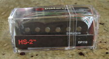 Dimarzio DP116 HS2 HS-2 Humbucking Single Coil fits Fender Strat Ibanez RG Jem