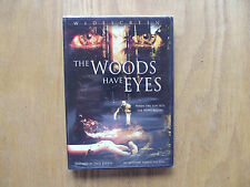 The Woods Have Eyes (DVD, 2007) Frank Adonis - New