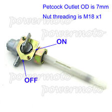 Fuel Switch Petcock For Honda ATC250ES Big Red ATC250SX ATC350X 1985-1986