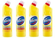 4 x Domestos Extended Germ-Kill Bleach Citrus with CTAC-9