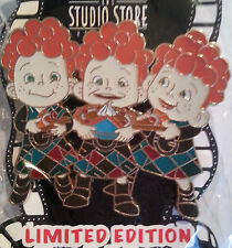 DISNEY DSF SODA FOUNTAIN TRIPLETS FROM BRAVE THANKSGIVING LE 400 PIN